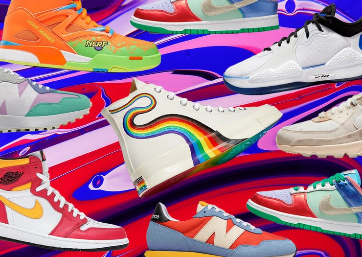 8 Of The Freshest New Sneakers Dropping This Month