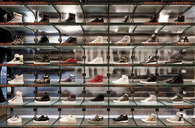 Sydney's Best Men's Shoe Shops