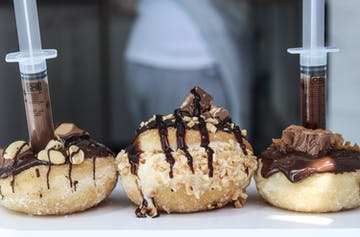 ATTENTION: Doughnut Ice Cream Sandwiches Have Landed
