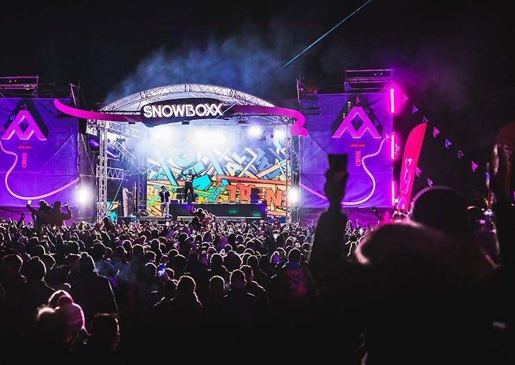 Shredders Get Lit, Europe's Largest Winter Festival Is Hitting Wanaka