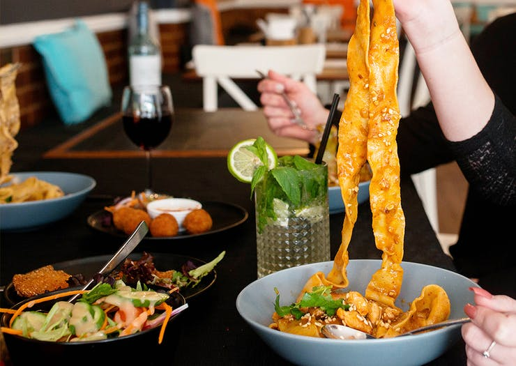 ICYMI Pasta By The Metre Exists In Perth