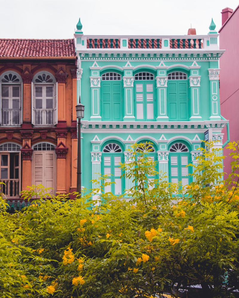 Solo Travel Singapore Instagrammable Sights