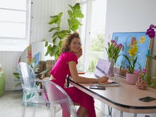 From Budget Savvy To Best Life, Check Out How Sophia Athas Spends Her Hard-Earned Dollars