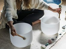 Tune Up Your 2021 With This Rad Meditative Sound Bath Experience In Auckland