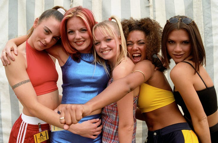 A Huge Spice Girls Singalong Party Is Coming To Sydney