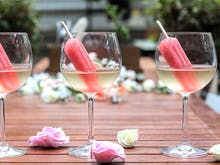 Auckland's Getting A Pop-Up Spring Blossom Rooftop Bar