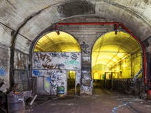 Sydney's Secret Abandoned Tunnels Are Being Transformed Into Bars