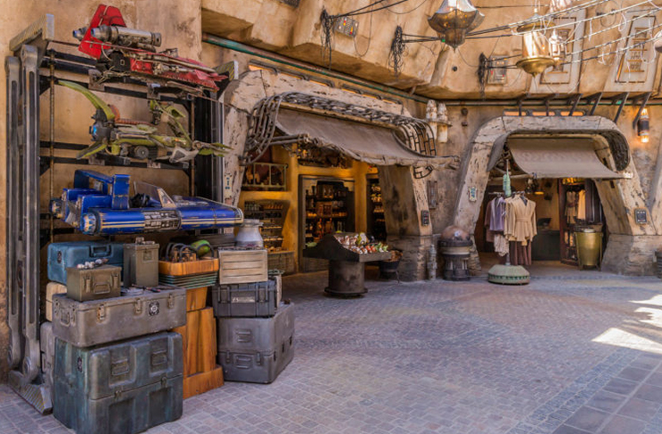 Star Wars: Galaxy's Edge'