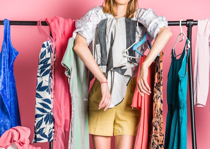 How To Store Your Stuff Now That You've Marie Kondo'd Your House