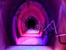 Intimate Subterranean Sessions Are Being Held In These WWII Tunnels For The First Time Ever
