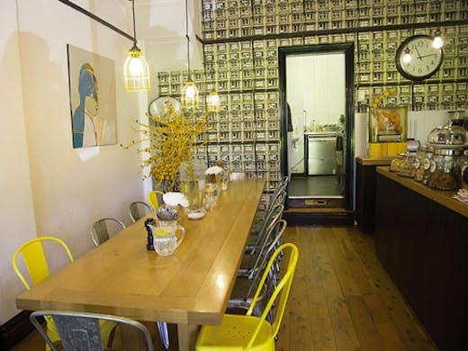 Store espresso Camperdown