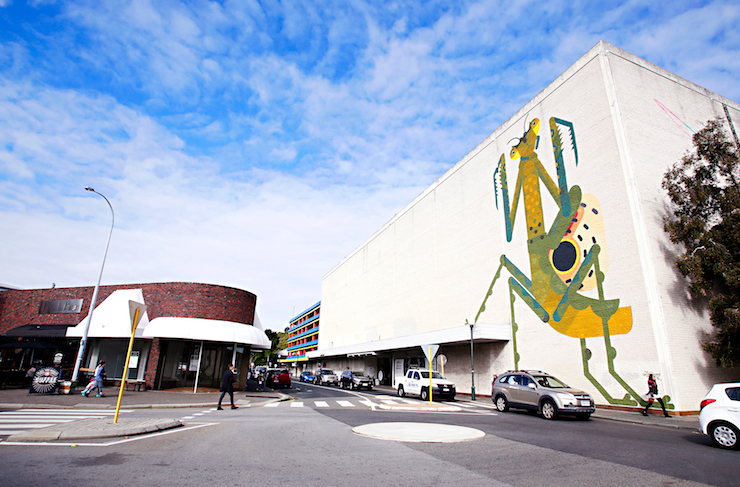 Street Art Fremantle