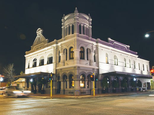 Subiaco Hotel Perth Restaurant
