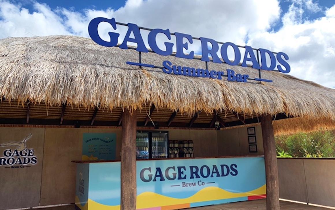 Gage Roads Summer Bar at Perth's Outback Splash