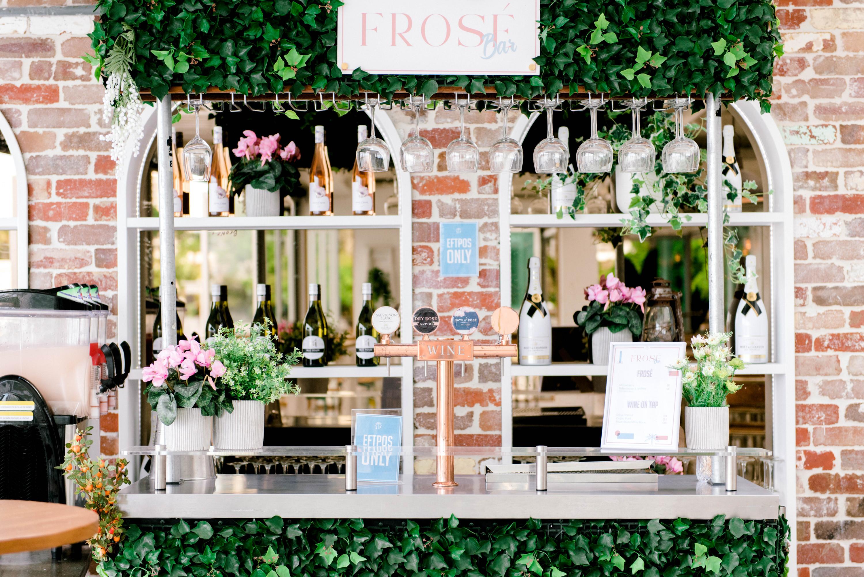 a frose bar