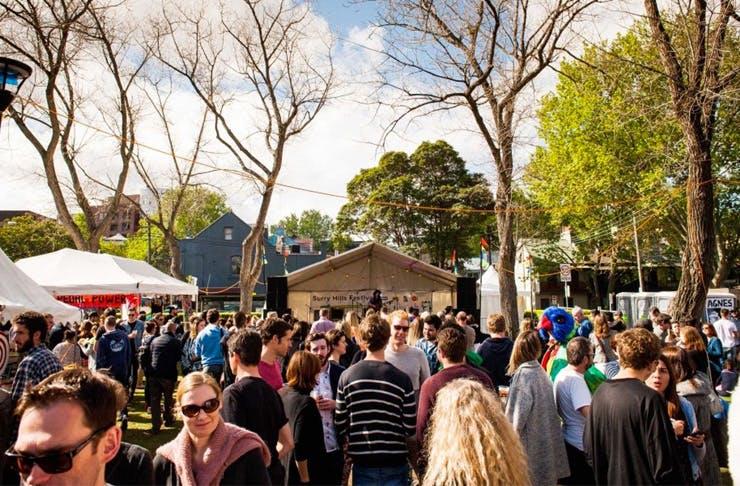Surry Hills Festival Sydney