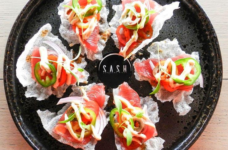 sushi-nachos