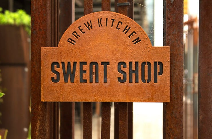 Sweat Shop Brew Kitchen, Freemans Bay, Auckland, gastropub, bevvies, weekly specials, live music, late night