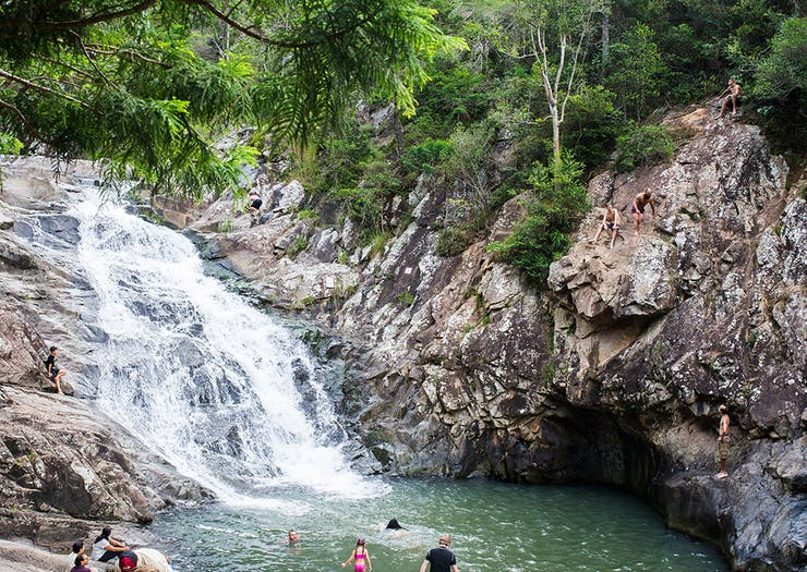 6 Must-Visit Gold Coast Swimming Holes