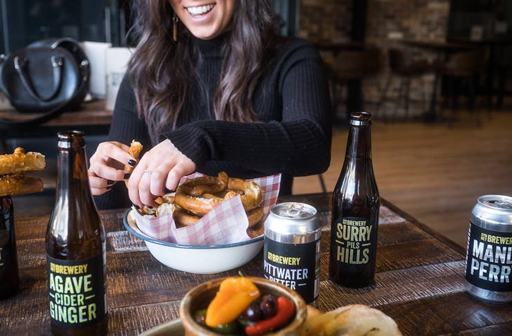 Sydney Brewery Surry Hills | The Urban List