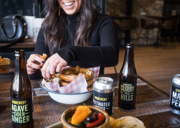 Inside Look: This Brewery Wants To Spark Up Surry Hills' Nightlife