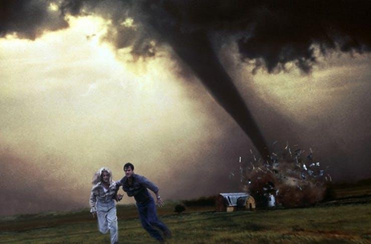 Sydney tornado