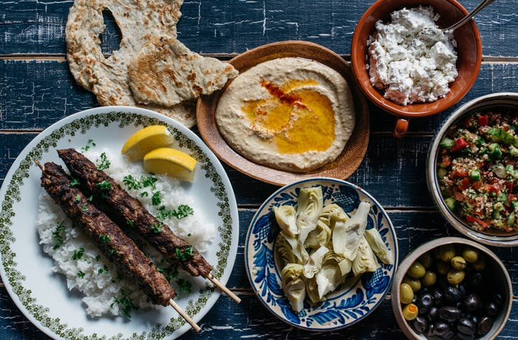 Best Lebanese Food Melbourne