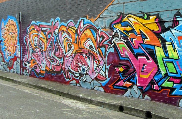 Where To Find Sydney's Best Street Art