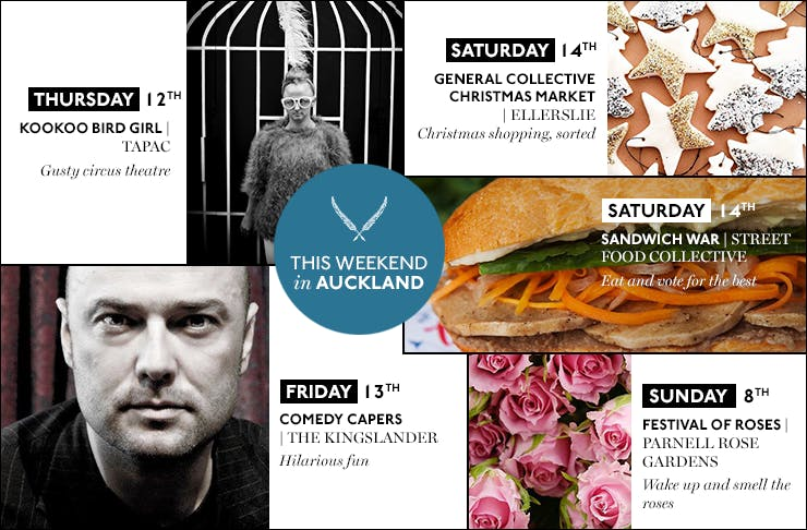 things to do in auckland, this weekend in auckland