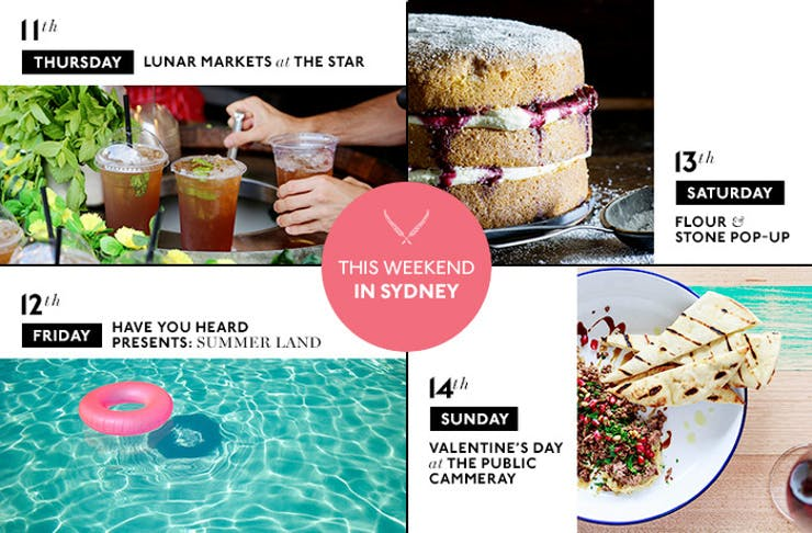 things to do in Sydney February 2016