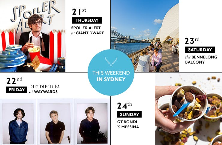 Things to do in Sydney January 2016
