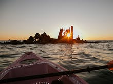 Island Night Kayaking Is Now A Thing And We're Feeling All Illuminated About It
