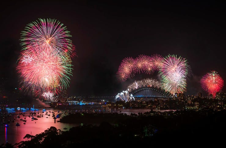 NYE at Taronga Sydney
