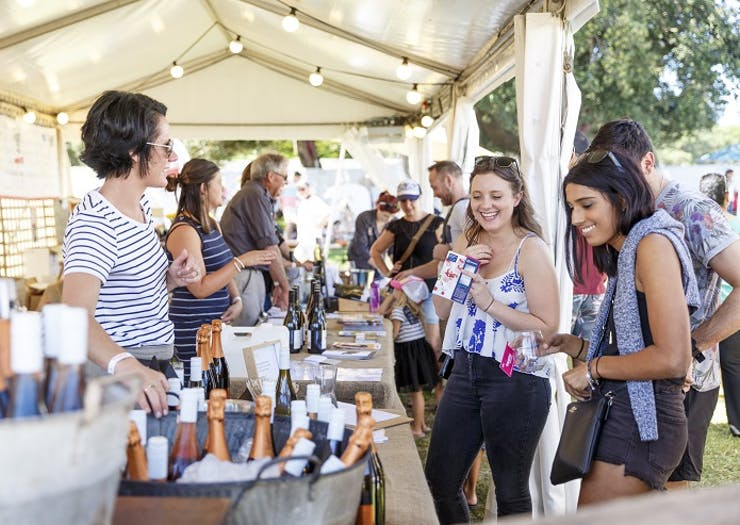 There's A Massive 4-Day Food Festival Coming To The MCG