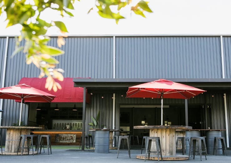 Sink A Beer On A Local Farm At Australia's Newest And Most Sustainable Brewery