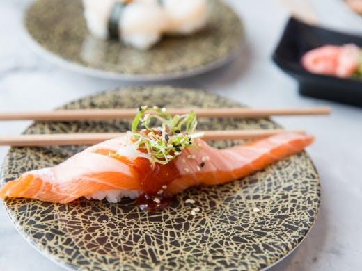 All Aboard Our Rundown Of Melbourne S Best Sushi Trains Urban List Melbourne