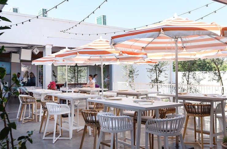 Tetto Rooftop Bar