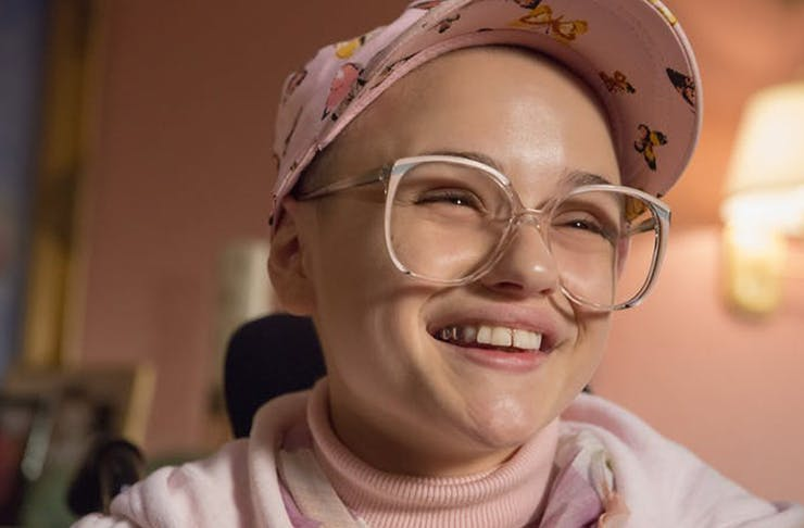 Joey King as Gypsy Rose in The Act