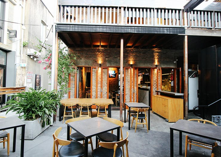The apo, best bars brisbane