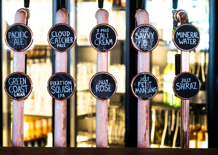 This Iconic Byron Bay Pub Has Ditched The Pokies For The Green Room