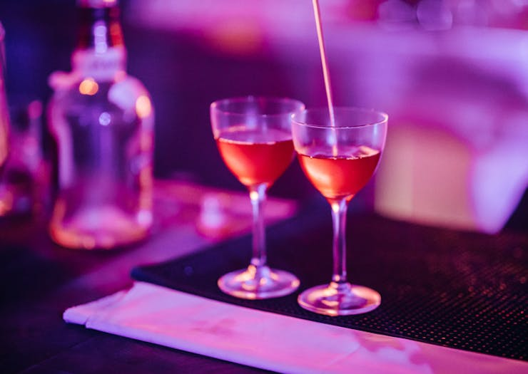 Dan Hong Is Throwing A Big Whisky Bash And You're Invited