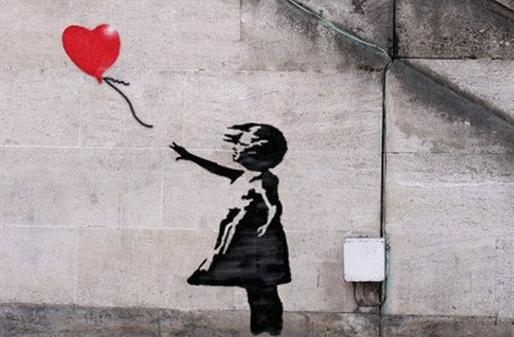 The Iconic Banksy Exhibition Is Coming To Auckland!