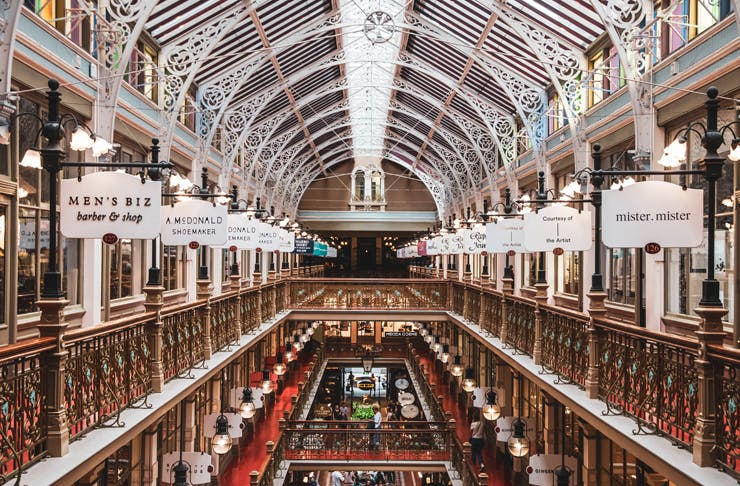 The Strand Arcade | Urban List Sydney