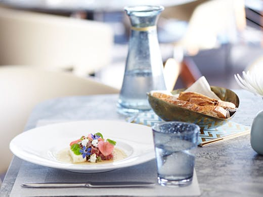 Sitting high above the bustling city, The Sugar Club in the Sky Tower is one of Auckland's finest restaurants.