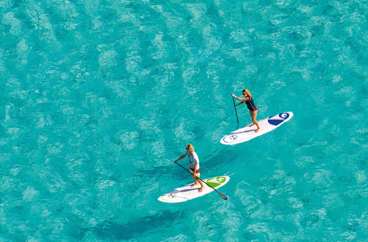 SUP Auckland, best paddle boarding in Auckland, where to SUP in Auckland, SUP locations in Auckland