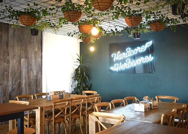 The New Vegan Bar And Eatery You Need To Know About