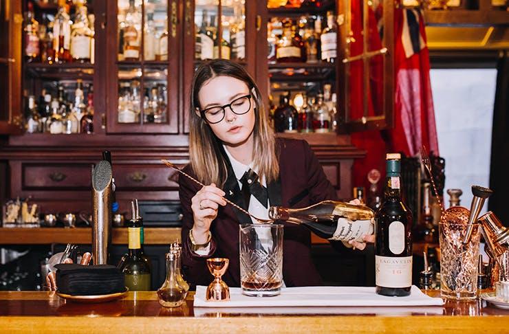 Jack rabbits woolloongabba, whisky bar brisbane