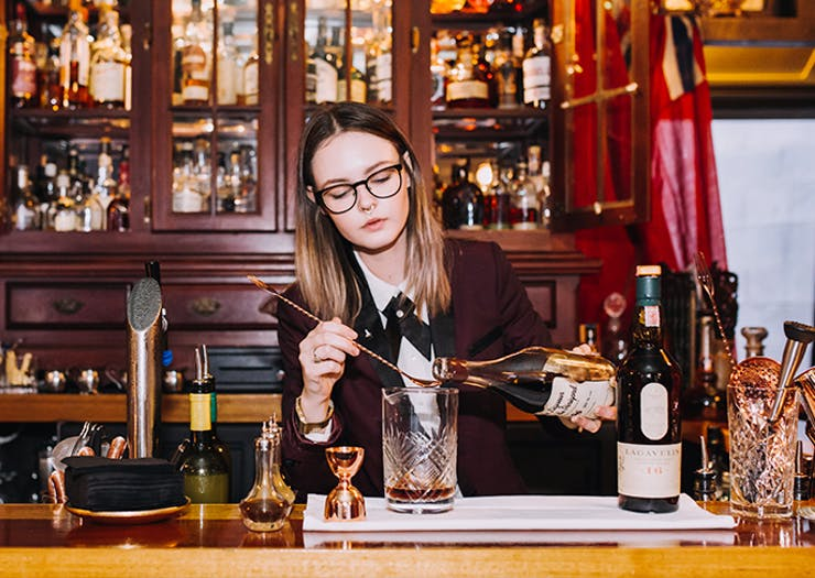We Checked Out Brisbane's Most Secret Whisky Bar