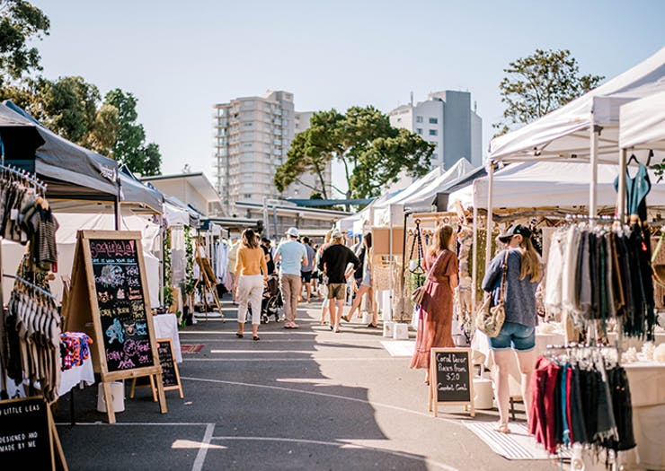 15 Gold Coast Markets To Check Out In January
