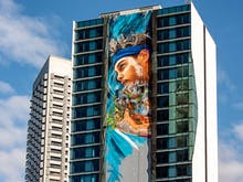Take A Glimpse Inside Perth's First Art Series Hotel